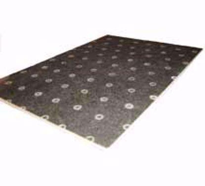 Hardboard Underlagstak oljehärdad