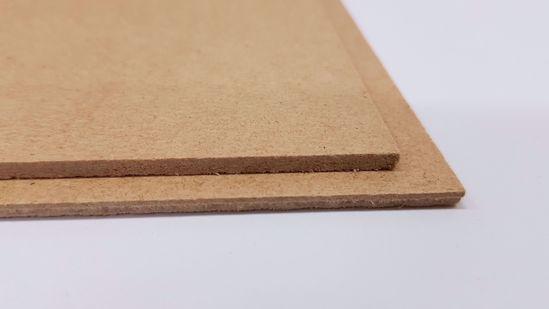Hardboard standard, pallformat